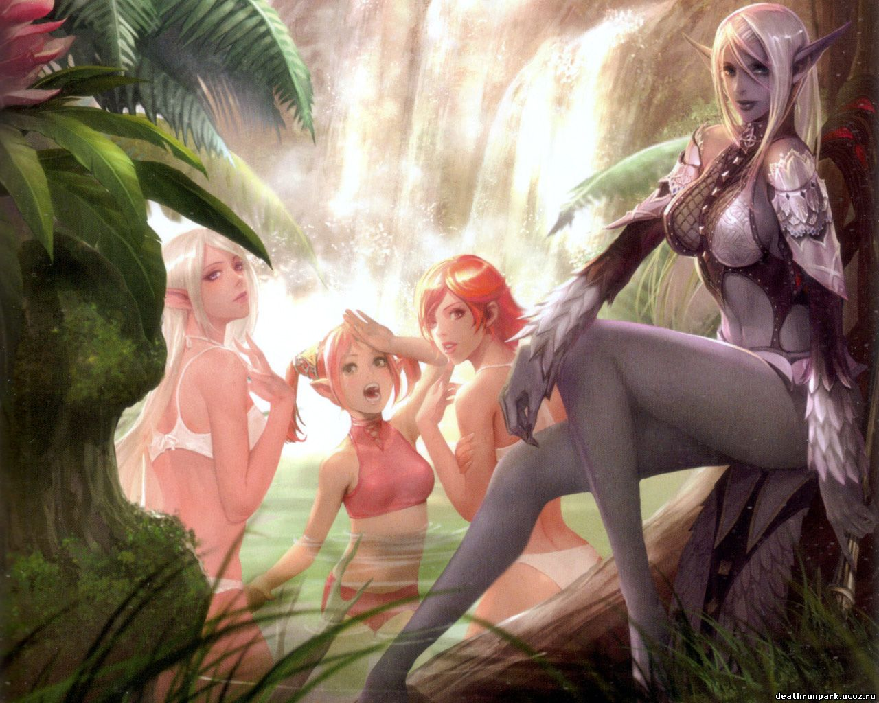Lineage 2 erotic pics erotic photos